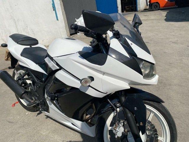 Kawasaki Ninja 250 Nova Oportunidade!
