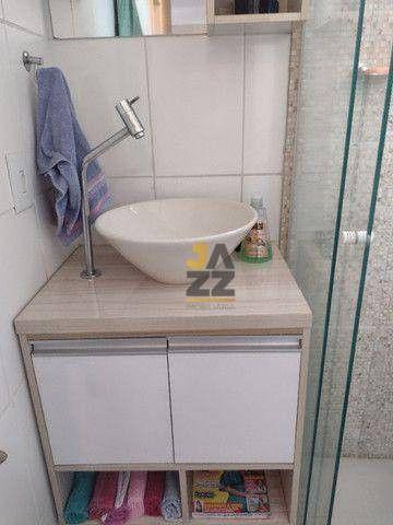 Apartamento com 2 dormitórios à venda, 48 m² por R$ 250.000,00 - Parque Jandaia - Carapicu - Foto 20