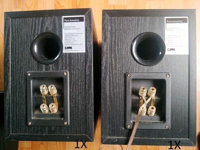 Sistema de som  home theater high end  - Foto 3