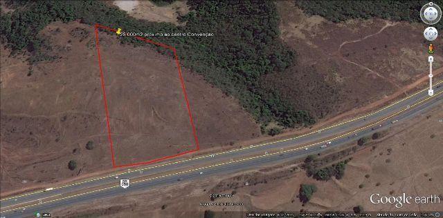Área - Rodovia BR 060 Imobiliária Azevedo Gomes - Foto 5