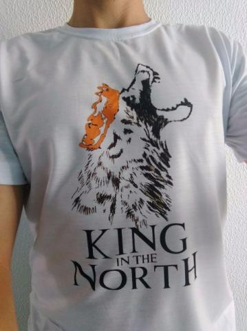 Camisa King in the north