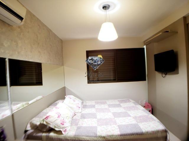 Real Park - Apartamento 3 Quartos, 90 m² c/ armários na 106 Norte - Nascente - Foto 14