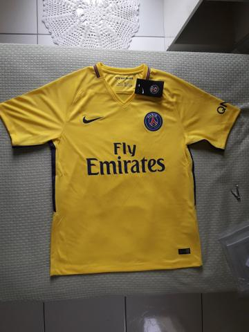 eeffda21a Camisas Paris Saint Germain - Esportes e ginástica - Fazenda ...