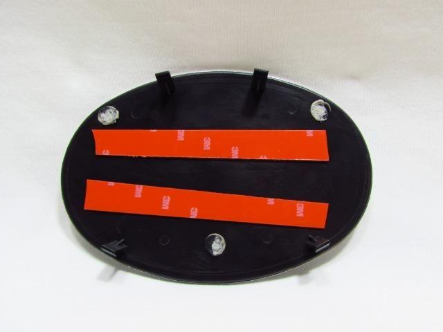 Emblema Grade Radiador Corolla 2009 10 2011 2012 2013 2014 - Foto 3