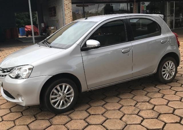 Toyota Etios XLS 1.5 FLEX 16V 5P - MEC