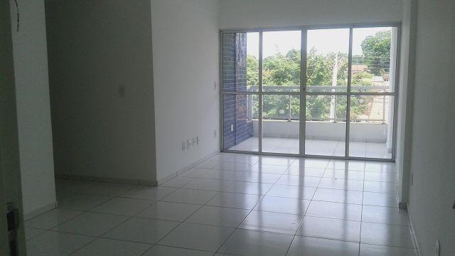 Acquaville Residence: apto 92m² com 3 suítes (Bairro de Fátima)