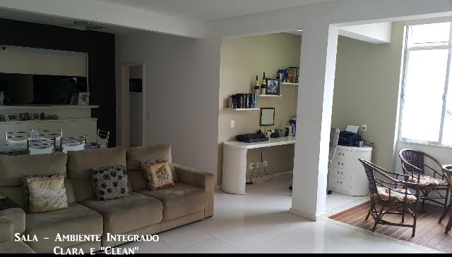 Apartamento luxo 3 quartos Tijuca