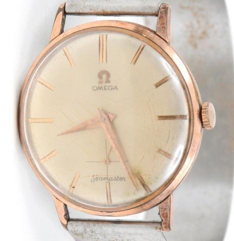 9ce37301e83 Antigo relógio de pulso omega seamaster