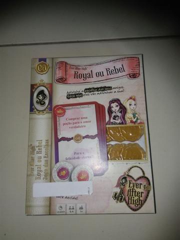 Royal E Rebel Mattel Artigos Infantis Taquara Rio De Janeiro