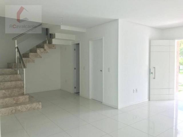 Casa em condomínio 04 suítes e dependência - Foto 9