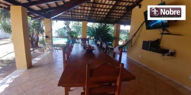 Sobrado para alugar, 272 m² por r$ 4.005,00/mês - plano diretor norte - palmas/to - Foto 5