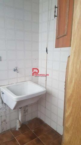 Apartamento para alugar com 2 dormitórios em Guilhermina, Praia grande cod:431 - Foto 13