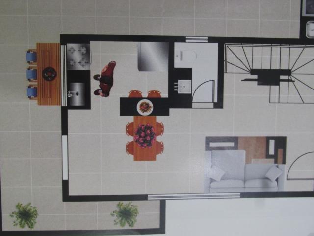 Área privativa à venda, 2 quartos, 2 vagas, barroca - belo horizonte/mg - Foto 4