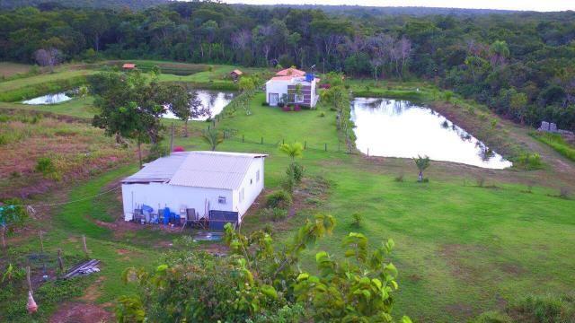 Chácara à venda, 70000 m² por r$ 690.000,00 - zuna rural - coxipó do ouro (cuiabá) - distr - Foto 4