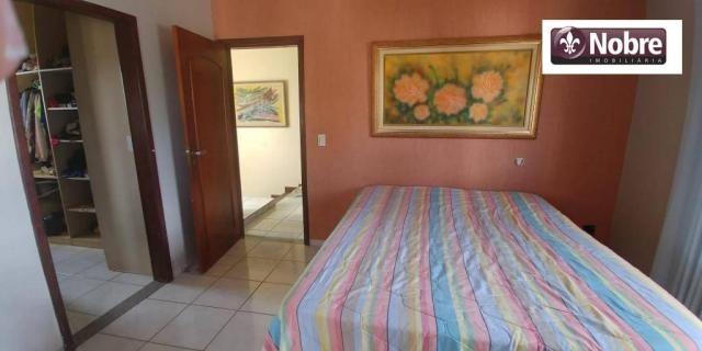 Sobrado para alugar, 272 m² por r$ 4.005,00/mês - plano diretor norte - palmas/to - Foto 17