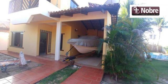 Sobrado para alugar, 272 m² por r$ 4.005,00/mês - plano diretor norte - palmas/to - Foto 3