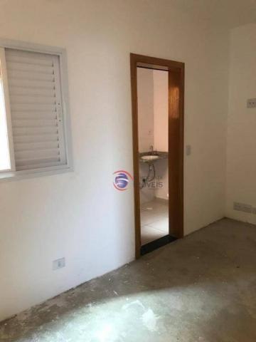 Cobertura sem condomínio para venda em santo andré co1075 - Foto 4