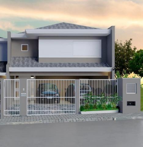 Casa à venda com 4 dormitórios em América, Joinville cod:853