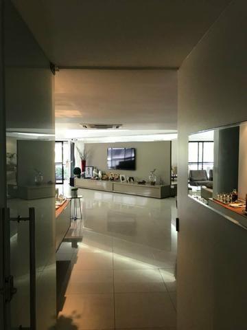 Apartamento Beira Mar 240m2 com 4 suítes na Ponta Verde - Foto 9