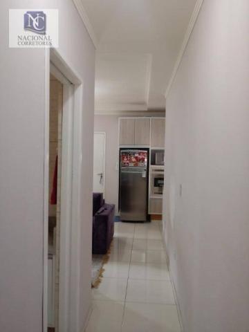 Apartamento com 2 dormitórios à venda, 58 m² por R$ 215.000 - Vila Francisco Matarazzo - S