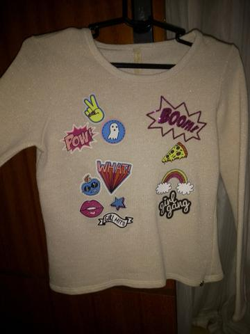 Vendo blusa de frio da Lunender