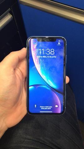 Iphone XR - 64Gb Azul + Garantia Apple 2020 - Nota Fiscal