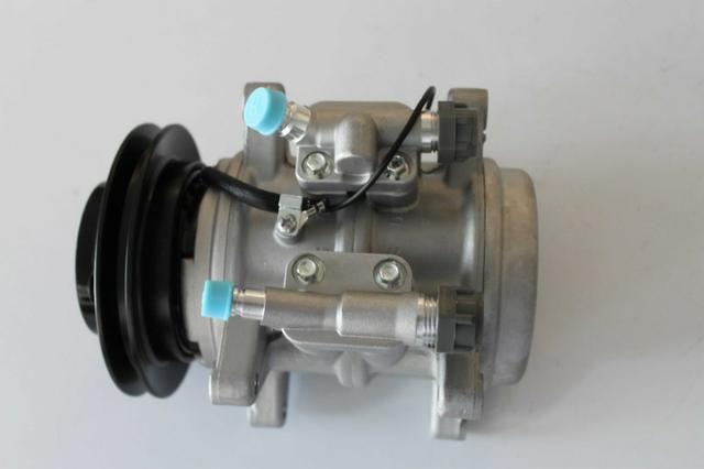 Compressor Ar Condicionado 6p148A - Caravan / Gol AP / Santana / Ipanema / Opala - Foto 2