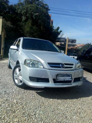CHEVROLET ASTRA 2004/2004 2.0 SFI GSI 16V GASOLINA 4P MANUAL