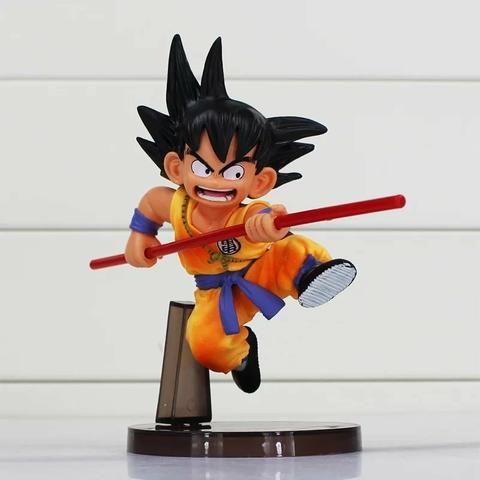 Boneco Goku