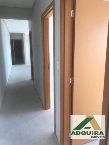 Apartamento  com 3 quartos no Edifício Piazza Allegra - Bairro Jardim Carvalho em Ponta Gr - Foto 9