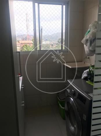 Apartamento à venda com 2 dormitórios em Centro, São gonçalo cod:863030 - Foto 4