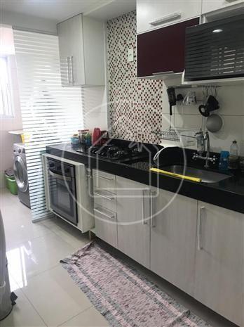 Apartamento à venda com 2 dormitórios em Centro, São gonçalo cod:863030 - Foto 6