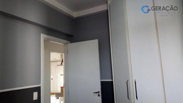 Apartamento com 4 dormitórios à venda, 131 m² por r$ 690.000 - jardim das indústrias - são - Foto 17