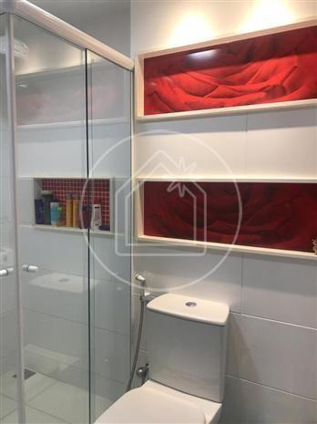 Apartamento à venda com 2 dormitórios em Centro, São gonçalo cod:863030 - Foto 3