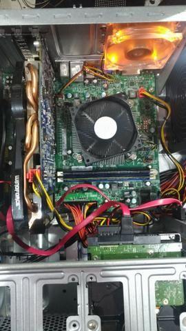 Pc gamer i5 +8gb+500hd+gtx660 com garantia e parcela no credito - Foto 6