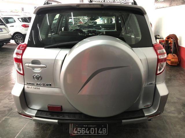 Toyota RAV4 4x4 2.4 16V Gasolina Automática - Foto 4
