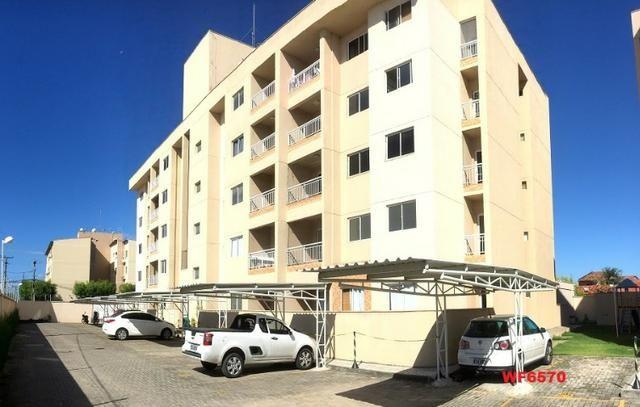 Apartamento para alugar em Fortaleza, bairro cajazeiras, 2 quartos, elevador, lazer - Foto 11