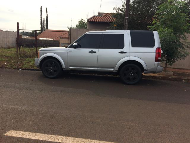 Land Rover discovery 3 2.7 v6
