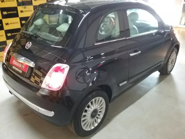 FIAT 500 1.4 LOUNGE 16V GASOLINA 2P MANUAL - Foto 4