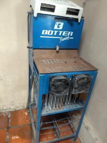 Máquina de velas Botter junior