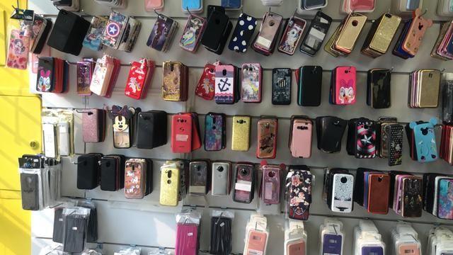 Cases (capas para celulares) leia a DESCRIÇÃO - Foto 2