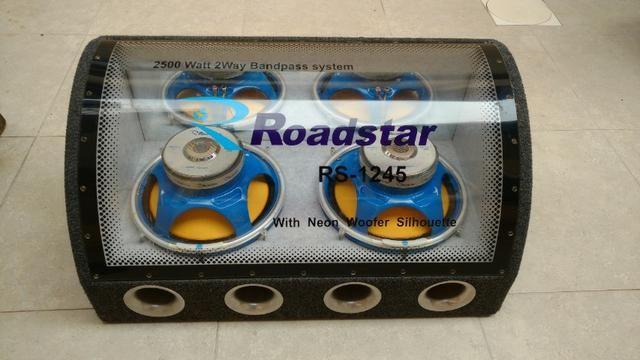 Aplicador Sumishi e caixa Roadstar - Foto 3
