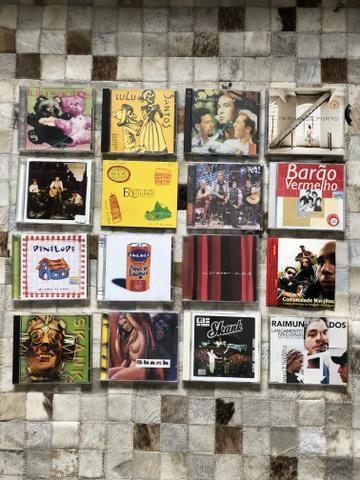 CDS antigos muito novos