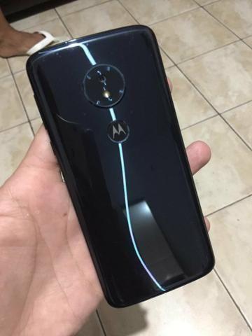 Moto g6 play indico 32gb biometria e facial - Foto 3