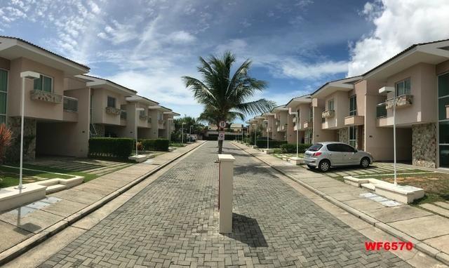 Casa em condomínio para alugar, Condomínio no Eusébio, Precabura, 3 quartos, lazer - Foto 12