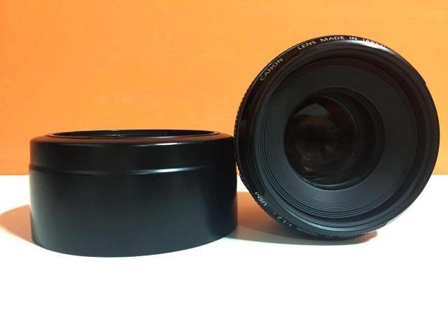 Lente EF 50mm f/1.2L USM - Foto 2