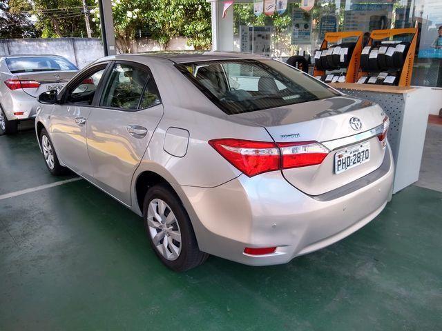 Toyota Corolla Sedan 1.8 Dual VVT-i  XLI (aut) (flex) - Foto 6