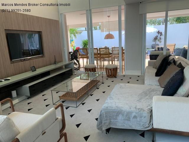 Casa totalmente mobiliada em buscaville - analisamos permuta em imóvel de menor valor. apa - Foto 3