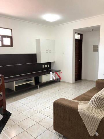 Casa com 3 suítes, DCE, 370 m² por R$ 1.100.000 - Altiplano - João Pessoa/PB - Foto 13