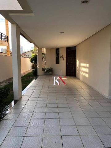 Casa com 3 suítes, DCE, 370 m² por R$ 1.100.000 - Altiplano - João Pessoa/PB - Foto 16